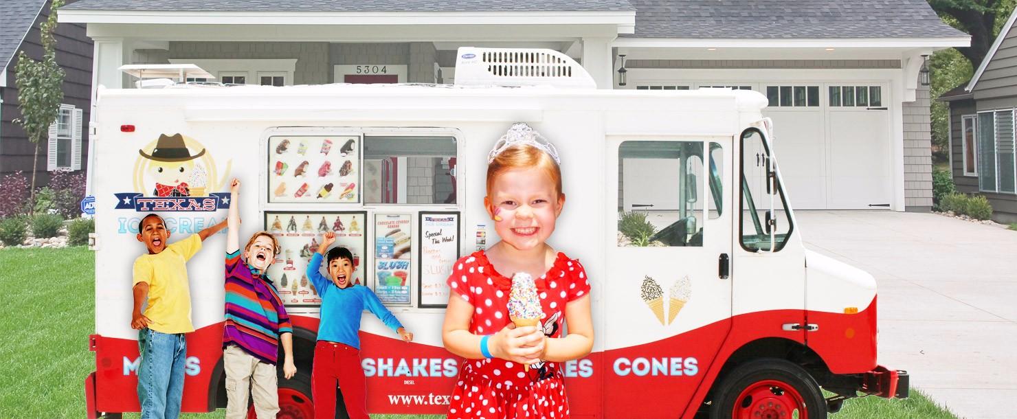 Texas Ice Cream