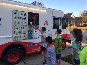 Keller Texas Ice cream